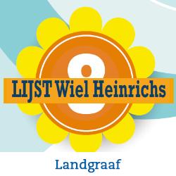 Lijst Wiel Heinrichs
